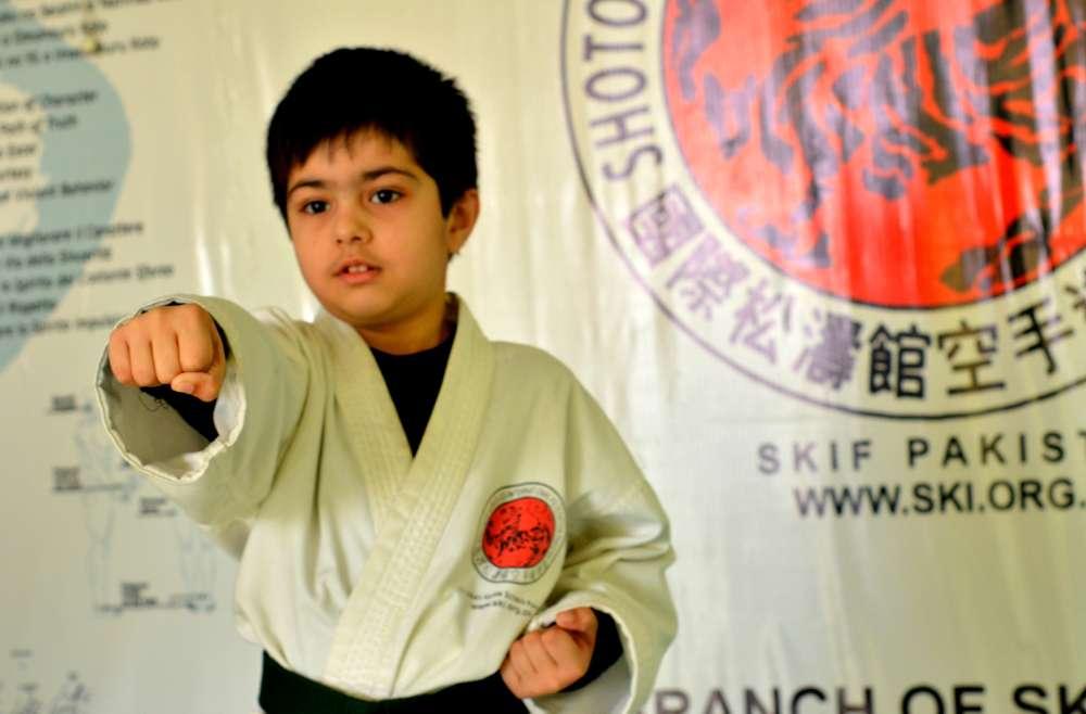 Kids Karate Groups