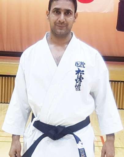 Sensei Qasim Suleman